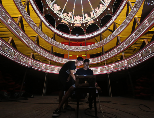 The Port-Louis Theatre Project – The Making Of